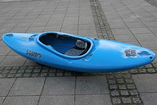 Big Dog Drop Zone Canoe