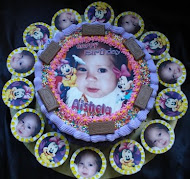Photo cake
