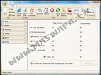 Multi Email Notifier 3.6.1 Portable Full Keys Cracks - Notofikasi Multi Email