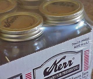 mason jars canning
