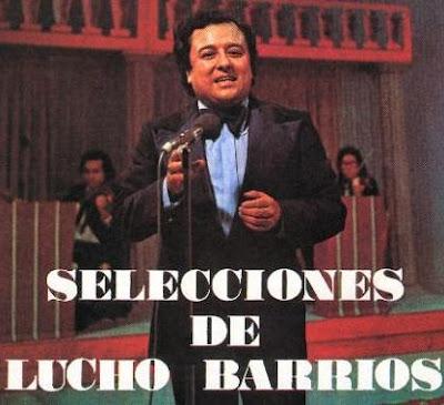 Lucho Barrios peruano