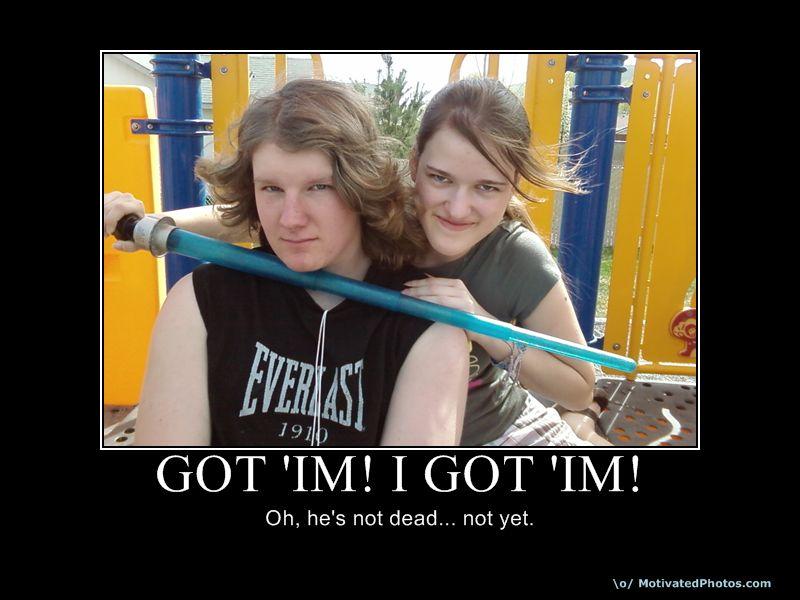 Got im I got im