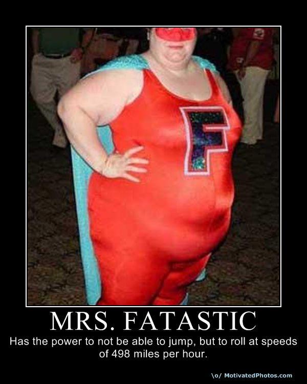 Mrs Fatastic
