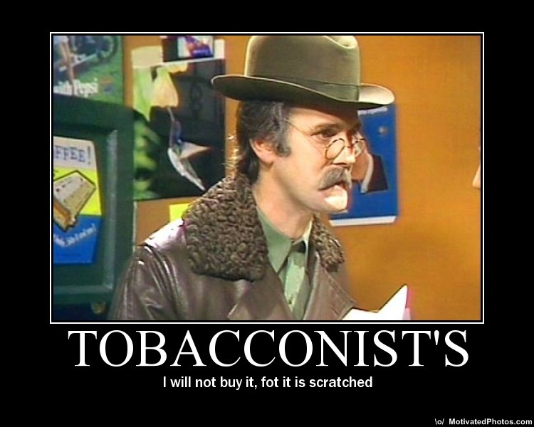 Tobacconists