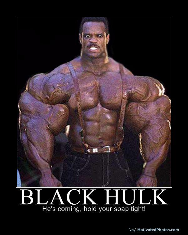 Black Hulk