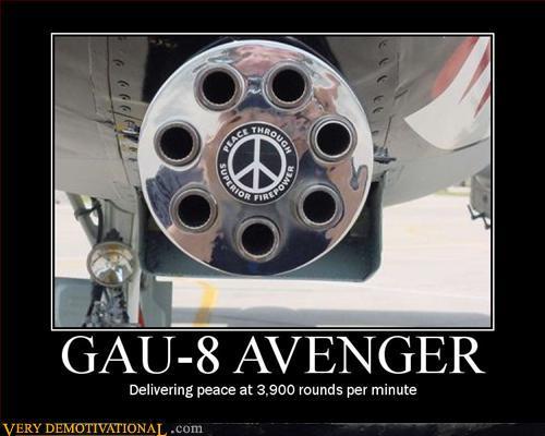 GAU-8 Avenger
