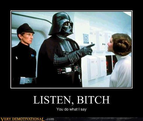 Listen, Bitch