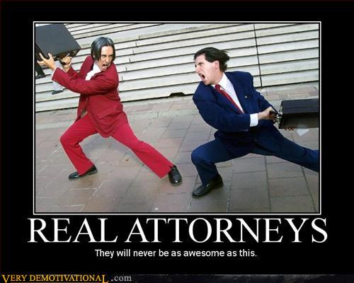 Real Attorneys