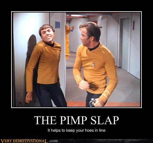 The Pimp Slap