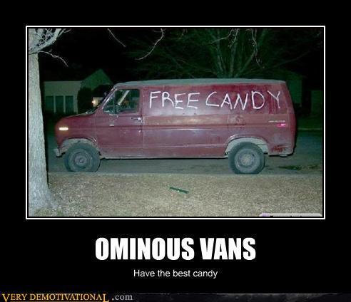 Ominous Vans