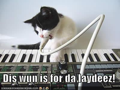 Dis wun is for da laydeez!