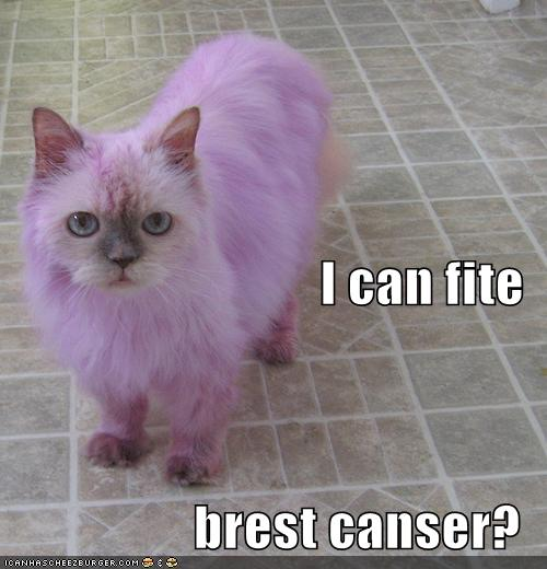 I can fite brest canser?