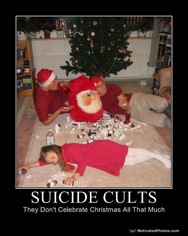 Suicide Cults