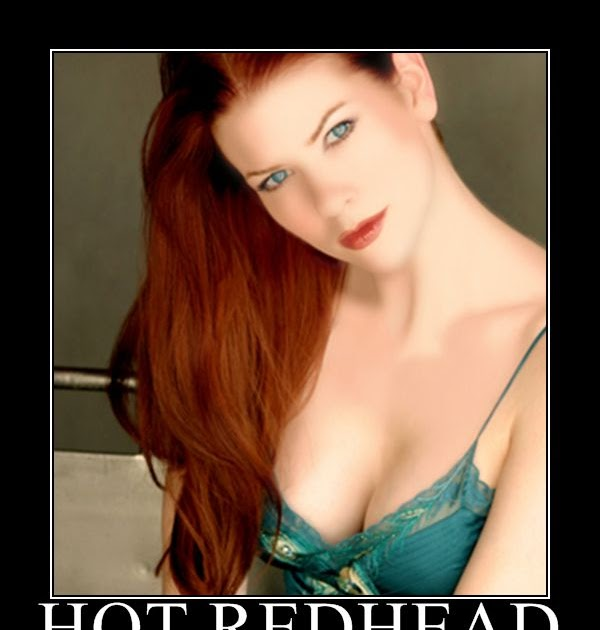 Are ready Sexy vintage posters of redheads Hart
