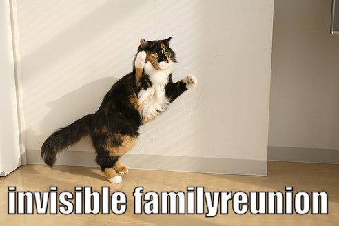 Invisible Familyreunion