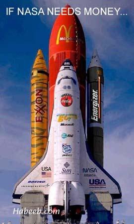 If NASA Needs Money