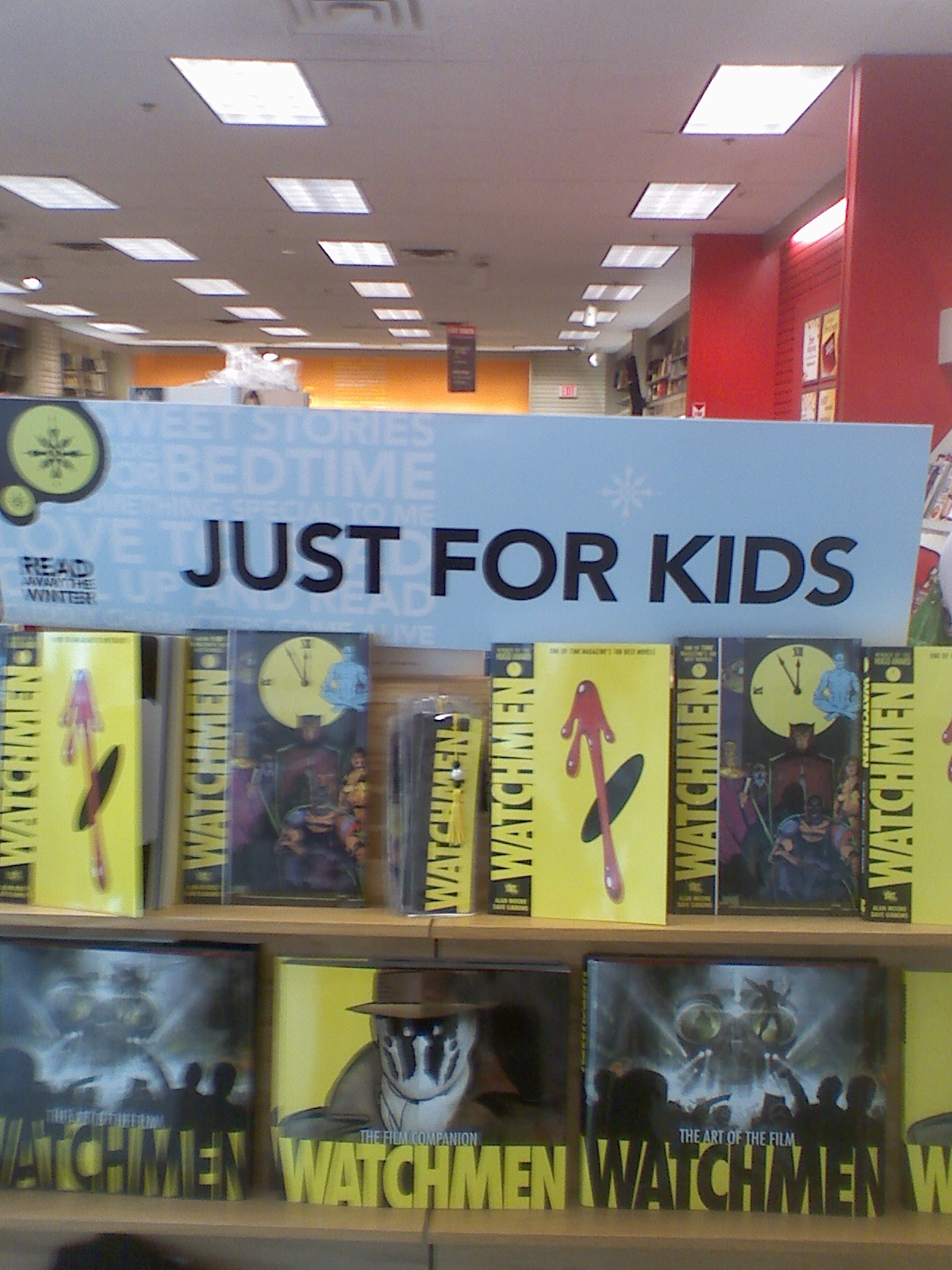 Watchmen for Kids