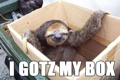 I GOTZ MY BOX