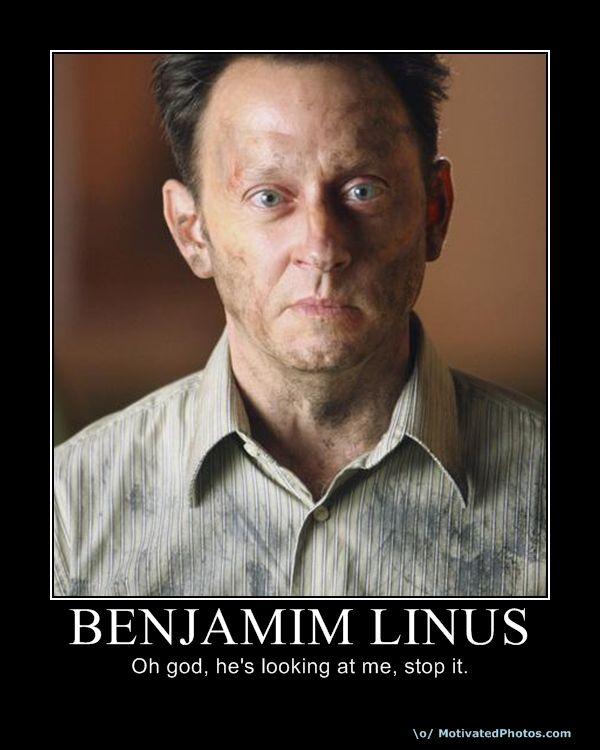 BENJAMIM LINUS