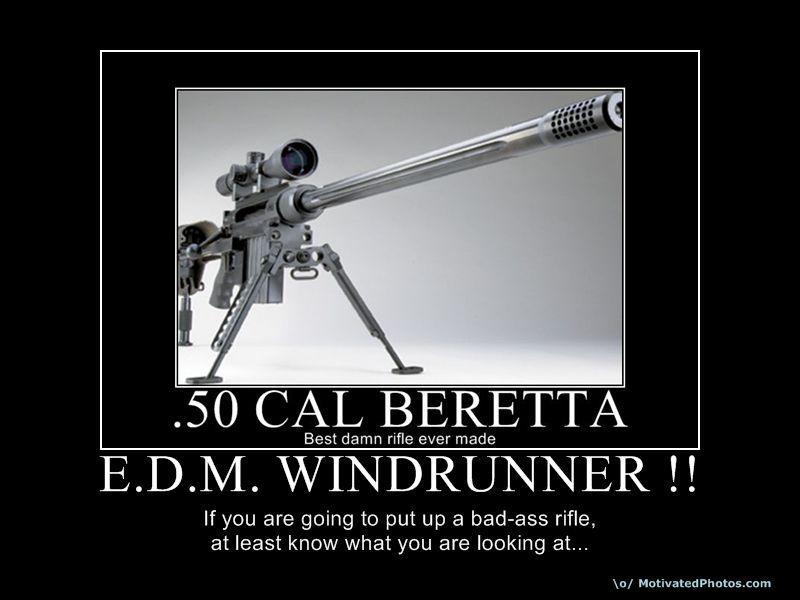 E.D.M. WINDRUNNER