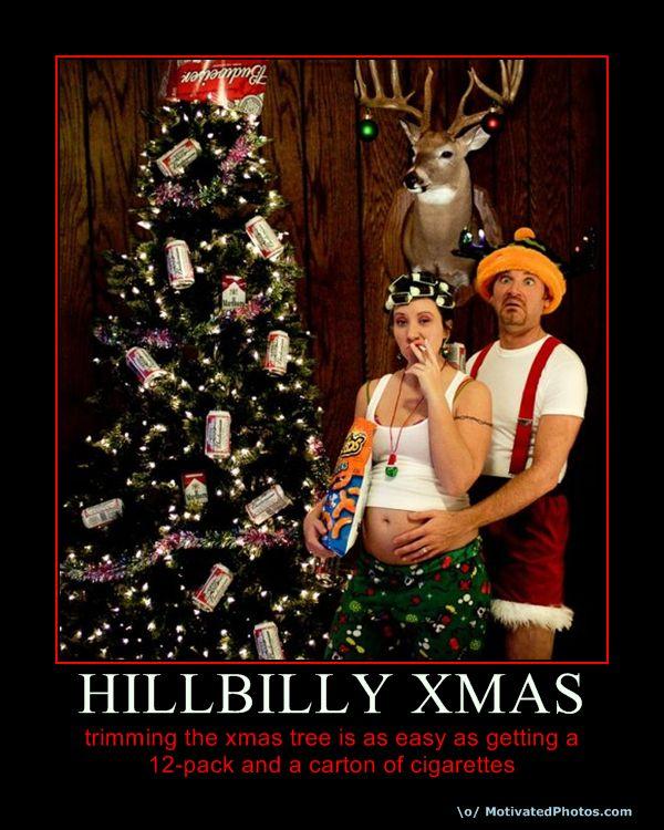 HILLBILLY XMAS