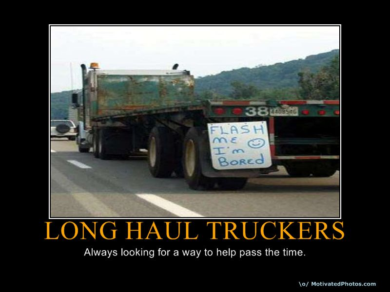 LONG HAUL TRUCKERS
