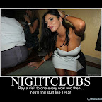 NIGHTCLUBS - Motivational Poster
