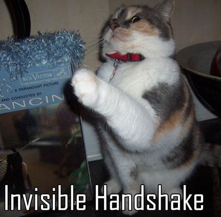 Invisible Handshake