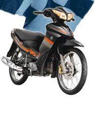Yamaha Lagenda 110 ZR