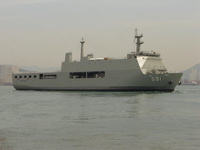 Multi-Role Vessel For The Philippine Navy