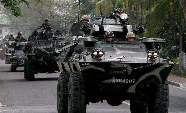 Philippine Army Tanks