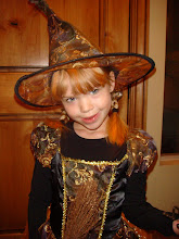 The Cutest Witch Ever