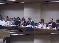 11-08-2009 CONGRESO DE LA NACIÓN  : OBSERVATORIO DEL GLIFOSATO ,  Ing Javier S C, yo y Dr . Dignani