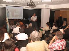 30-10-2009 Jornada de agrotóxicos en el CPIA