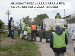 GLIFOSATO PURO : COMO EN COLOMBIA , ECUADOR O VENEZUELA ?
