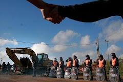 EL BICENTENARIO SE FESTEJÓ CON REPRESIÓN A LOS VECINOS EN VICENTE LOPEZ