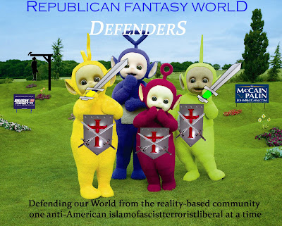 Republican Fantasy