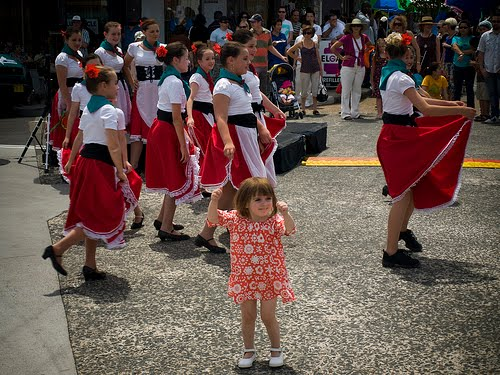 italian folk dance has been an