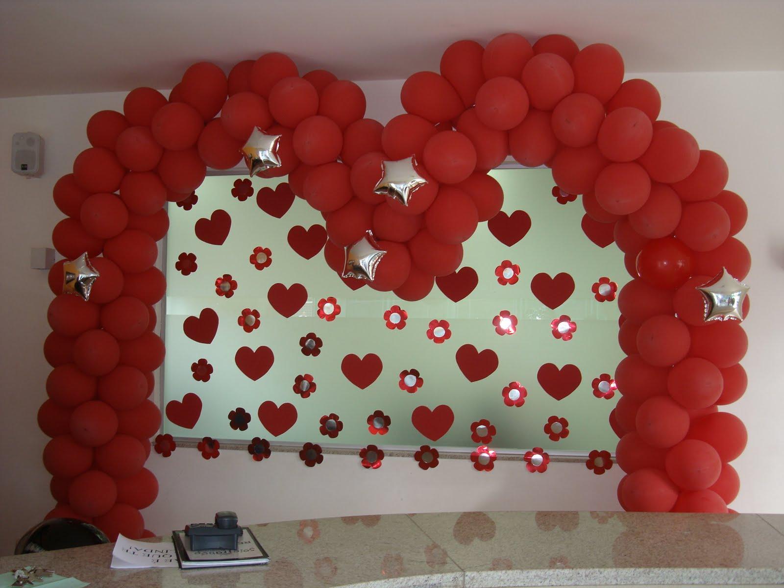 Mo Arte Decoraç u00e3o de Festas e Eventos Decoracao em escola -> Decoração Dia Das Maes Escola