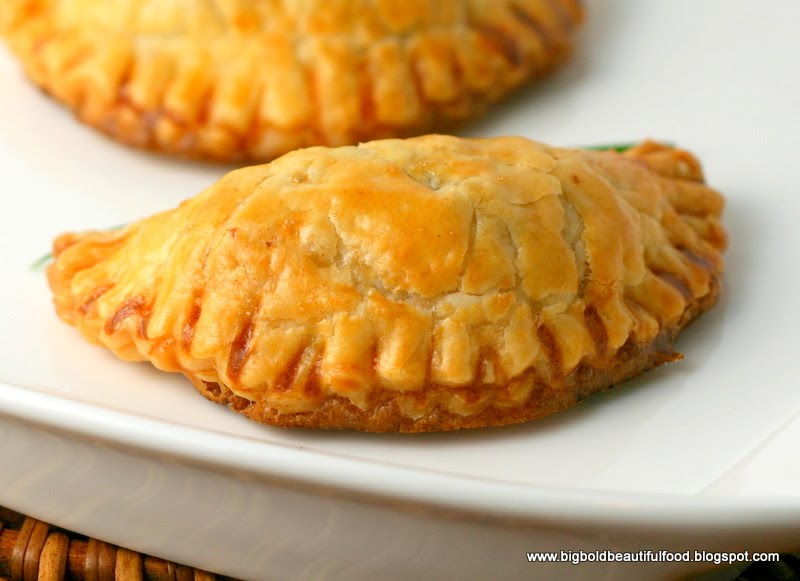Big, Bold, Beautiful Food: Filipino Beef Empanadas