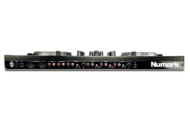 Controlador Numark NS6