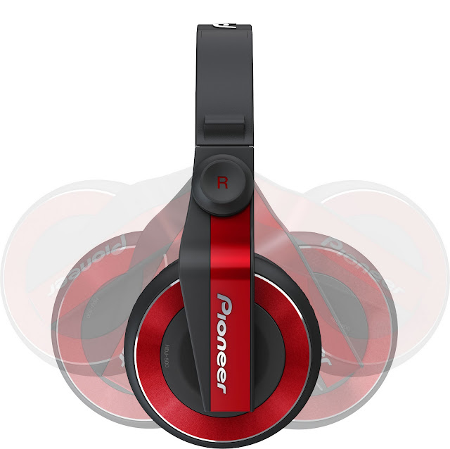 Headphones Pioneer HDJ-500