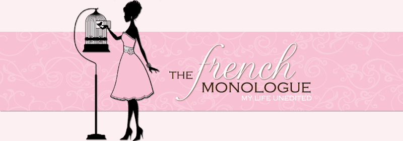 Frenchell Blog Design