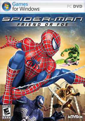حصريا على صحبة نت: تحميل لعبة spider man for freind 939519_87645_front