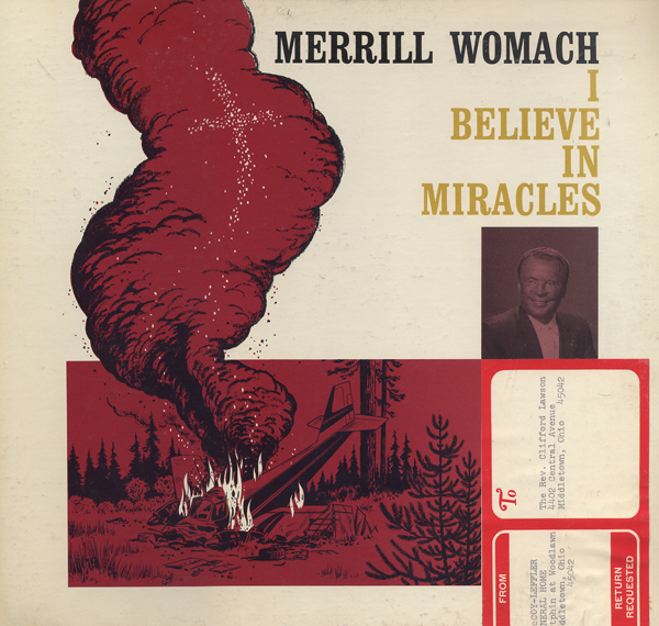 Merrill Womach Happy Again - How Great Thou Art