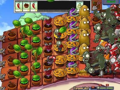 Planta Contra Zombies