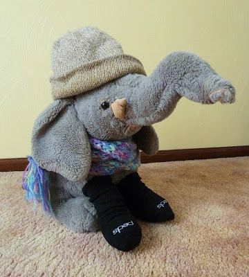 Phant prepares for winter adventure