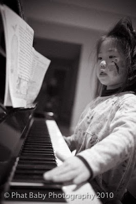 Baby Photography Piano