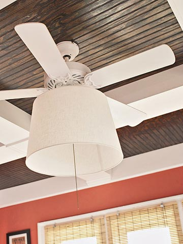 Ceiling Fan Shades