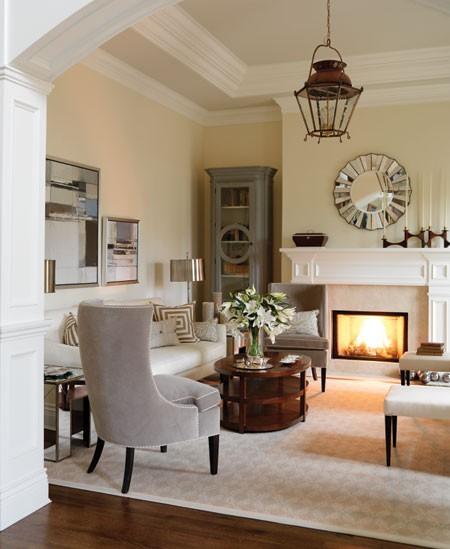 Loft Cottage Living Room Dreaming